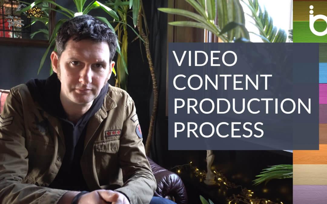 Video Content Production Process